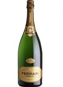 Ferrari_PERLE_Millesimato_Spumante_Metodo_Classico_Trento_DOC_Magnum_15_LT_2011_disgorging_2018