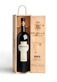 Feudo_Principi_di_Butera_DELIELLA_Nero_dAvola_Sicilia_DOC_2015_Magnum_15_lt_in_a_wooden_box